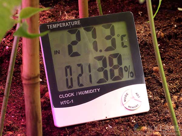 Keeping Humidity Under Control